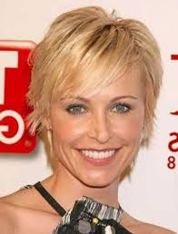 fine thin hairstyles for women over 40 short haircut styles womens short haircuts for fine short