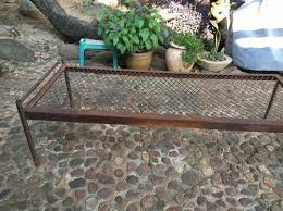 Paint Metal Bed Frame What Should I Use To Paint A Rusted Bed Frame Hometalk