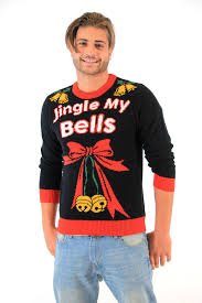 sexual sweaters jingle my bells hanging decoration sweater