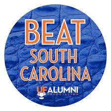 of south carolina alumni sticker uf alumni on enjoy this beat south carolina sticker