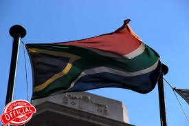 The New South African Flag City Sightseeing She Said