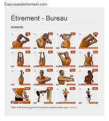 exercice au bureau exercicesdetirement com l image étirement bureau