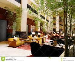 luxury hotel lobby restaurant stock images image 6090784