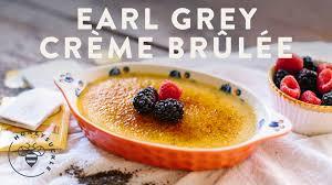 Large Creme Brulee by Earl Grey Creme Brulee Honeysuckle Youtube