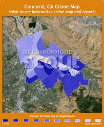 concord california map concord ca crime rates and statistics neighborhoodscout