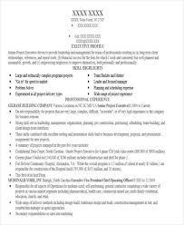 Resume Livecareer Com 35 Free Executive Resumes