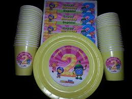 umizoomi plates cups