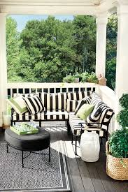 Outdoor Seating by What U0027s Your Outdoor Seating Style How To Decorate