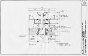 Bathroom Floor Plans By Size Ada Hotel Bathroom Dimensions Nyfarms Info