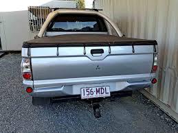 mitsubishi pickup 2005 mitsubishi triton glx r 2005 silver for sale 10 990 used