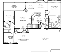 Construction Floor Plans Wichita Custom Home Floor Plans Moedercustomhomes Com