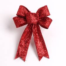 large gift bow 23cm large christmas bow for christmas gifts and decorations
