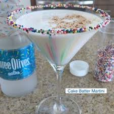 pineapple upside down cake martini super yummy when made with