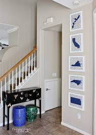 Entryway Color Schemes Our Fresh And Welcoming Foyer Makeover The Homes I Have Made