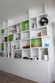 furniture modern bookshelves kropyok home interior exterior designs