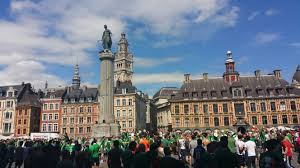 siege of lille the prank by fans has turned the lille town square