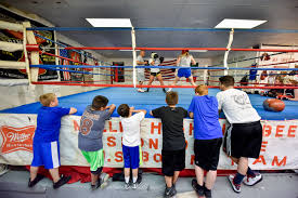 at frank u0027s boxing gym a cancer survivor teaches the community