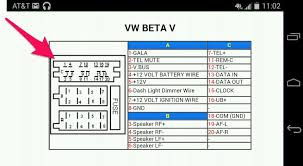 vw polo 2000 radio wiring diagram vw free wiring diagrams