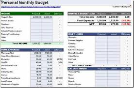 Household Expense Spreadsheet 10 Free Household Budget Spreadsheets Saving