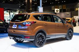 Ford Escape Awd - 2017 ford escape review automobile magazine