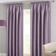 Pastel Purple Curtains 66
