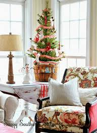 Decorated Tabletop Christmas Trees by Tabletop Christmas Trees Christmas Tree Decorating Ideas