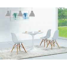 Dining Room Side Chairs Eames Style Dining Chairs Eames Molded Plastic Chair Replica