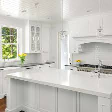 White On White Furniture 15 Kitchen Color Schemes To Delight Your Inner Gourmet Family