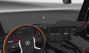 Interior Truck Scania Scania S730 With Interior V1 0 Truck Mod Ets2 Mod
