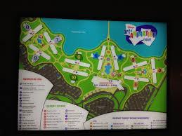 Disney Resort Map File Disney U0027s Art Of Animation Resort Property Map 7135542151