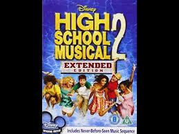 high school high dvd opening to high school musical 2 extended edition 2007 uk dvd