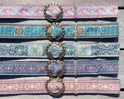 ribbon belt turkish ribbon belt plum mangobay design