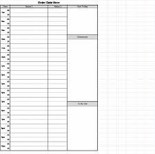 hourly schedule template excel calendar template word