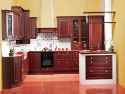 kitchen wall paint colors with cherry cabinets home design ideas