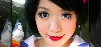how to transform into snow white for halloween makeup wonderhowto