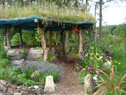 willow gazebo building a gazebo with a living roof part 1 thegreenerdream