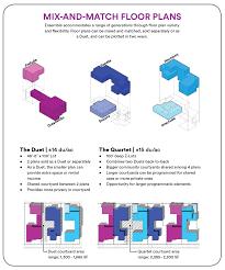 Multi Generational Home Floor Plans Ensemble Ktgy Architects