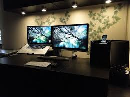 Amazing Home Office Setups Best Home Design And by 91 Best Macbook Office Setups Images On Pinterest Office Setup
