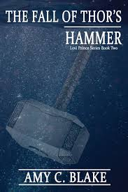 the fall of thor s hammer levi prince amy c blake
