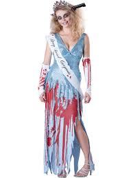 Zombie Princess Halloween Costume Drop Dead Prom Queen Ladies Halloween Costume Drop Dead Gorgeous