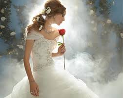 11 amazing on screen wedding dresses better than a disney bridal