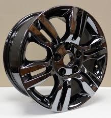 grey nissan altima black rims nissan altima 16 u2033 wheel black chrome sb manufacturing