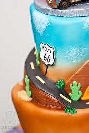 cars themed birthday cake gainesville bearkery bakery