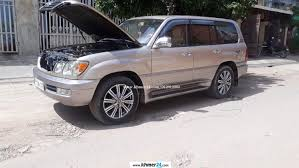 lexus lx470 for sale i need to sell lexus lx470 year 1999 up 2006 gold color in phnom