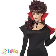 Vampire Cape Smiffys Costume Capes Coats U0026 Cloaks Ebay