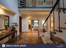 staircase terracotta floor tiles stock photos staircase