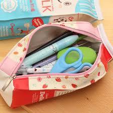 pencil boxes pencil bags milk boxes school supplies holders