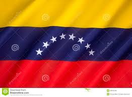 Venezual Flag Flag Of Venezuela Stock Photo Image Of National Venezuelan