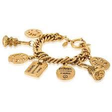 Paris Themed Charm Bracelet Best 25 Gold Charm Bracelets Ideas On Pinterest Charms For