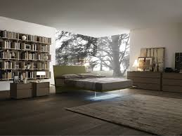Library Bedroom Plana Lacquered Bed By Presotto Design Claudio Lovadina